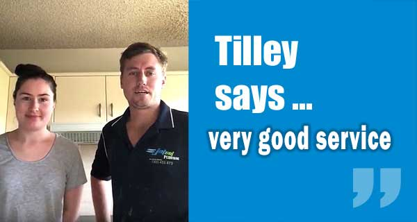 Tilley Customer Review from Benowa